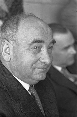 Panteleimon Ponomarenko - Image: Panteleimon Ponomarenko 1959