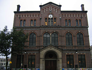 Music venues in the Netherlands - Paradiso in Amsterdam