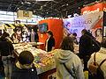 Paris, Salon du Livre 2015 (06) Les Misérables et d'autres manga's.JPG