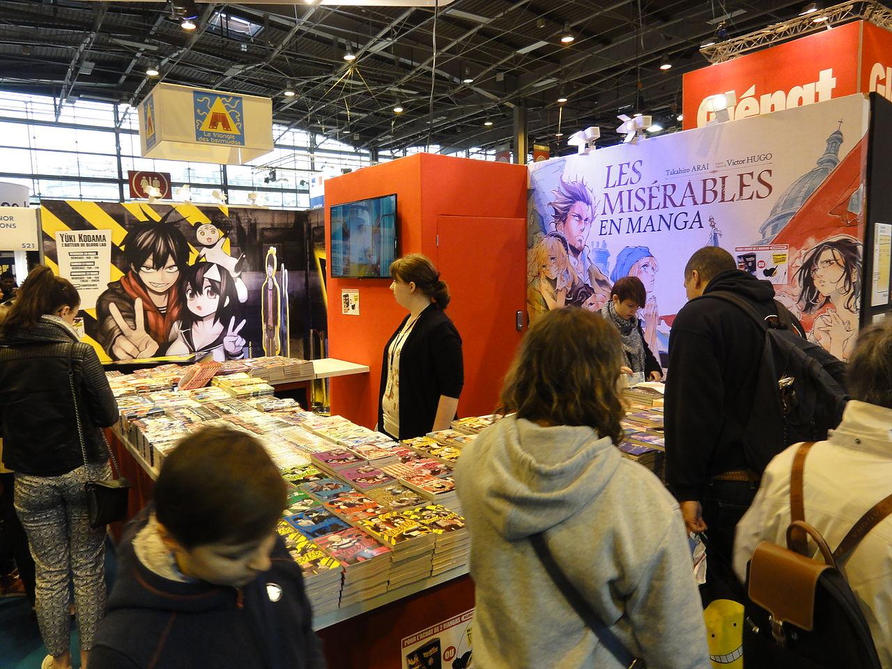 Fichier paris salon du livre 2015 06 les mis rables et for Salon du ce paris
