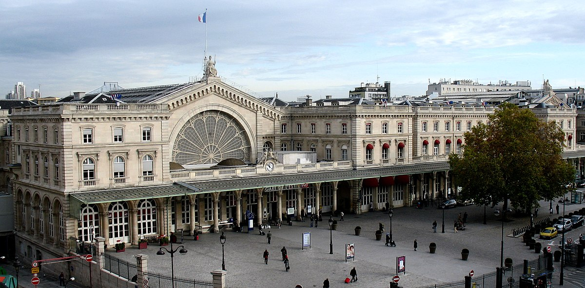 Gare de l 39 est wikipedia for Train tours paris austerlitz