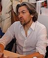 Paris - Salon du livre 2013 - Aymeric Caron 001.jpg