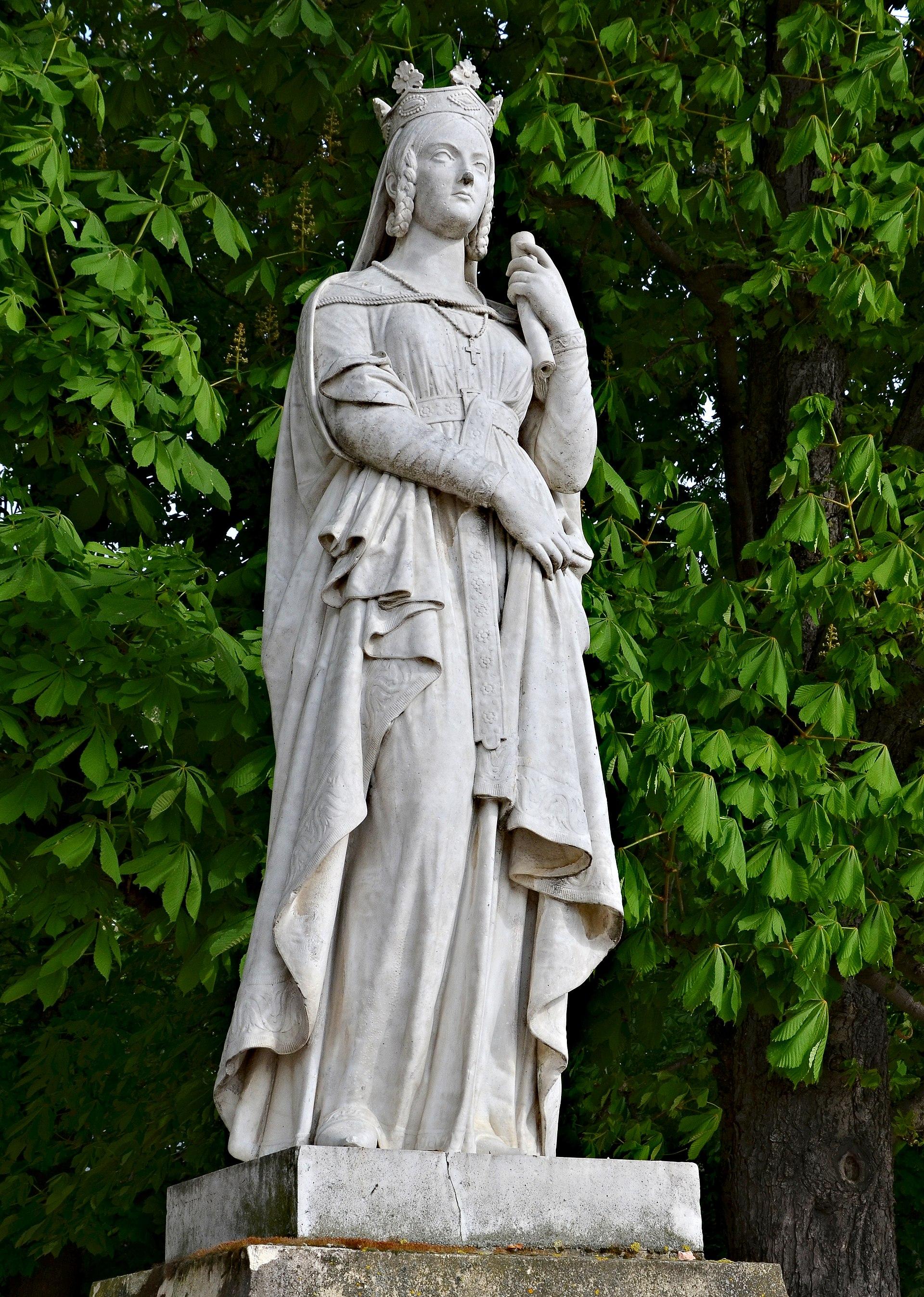 Bathilde wikip dia - Comment aller au jardin du luxembourg ...