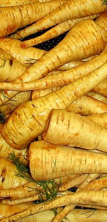 multiple parsnips