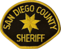 Patch of the San Diego County Sheriff's Department.png