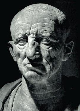 Marcus Porcius Cato, Censorius