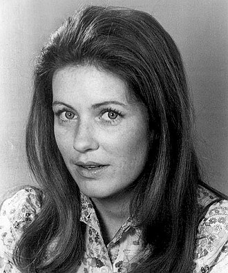 Patty Duke - Duke in a 1975 publicity still