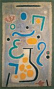 Paul Klee Die Vase