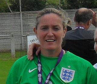 Pauline Cope Association footballer