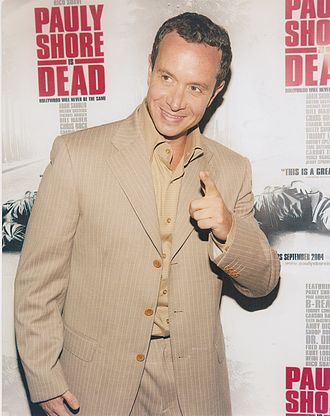 Pauly Shore - Shore at the premiere of Pauly Shore Is Dead, 2003
