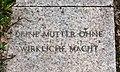 Peace memorial Erlauf by Jenny Holzer 03 - Deine Mutter ohne wirkliche Macht.jpg