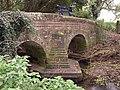 Peddlars Bridge near Brinklow - geograph.org.uk - 117569.jpg