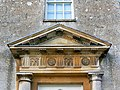 Pediment above main door, Lydiard Park - geograph.org.uk - 516877.jpg