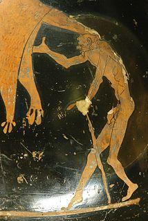 Geras Ancient Greek deity