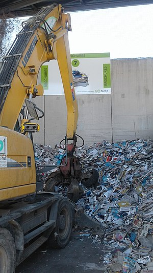 Waste management - Waste management in Paris