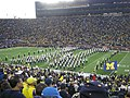 Penn State vs. Michigan football 2014 07 (Michigan band).jpg