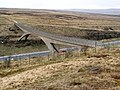 Pennine Way Footbridge Over the M62 - geograph.org.uk - 1802784.jpg