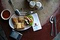 Perhentian Besar, Malaysia, Lunch in Arwana Perhentian Eco Resort.jpg