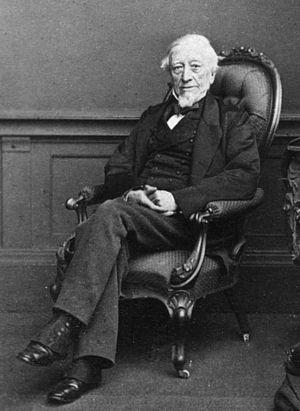 Peter Mark Roget - Peter Mark Roget c. 1865