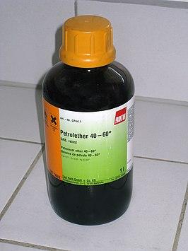 petroleum ether wiki
