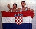 Petrovic radja croatiaflag.jpg