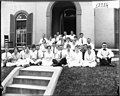 Phi Alpha Psi group portrait at reunion 1914 (3191527526).jpg