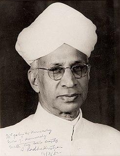 Sarvepalli Radhakrishnan