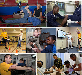 Physical therapy - Wikipedia