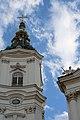Piaristenkirche Maria Treu Wien 2014 16 Südturm.jpg