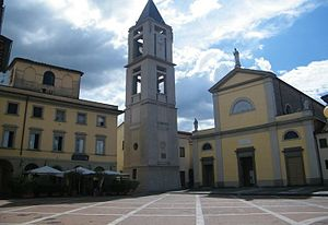 Agliana - Piazza Gramsci