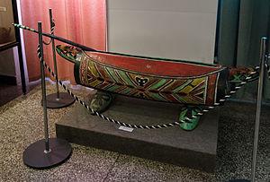 Sepik - Garamut ritual drum
