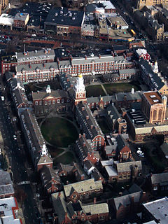 Residential colleges of Yale University Undergraduate housing system at Yale University
