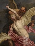 Pieter Thijs - Daedalus attaching the wings of Icarus.jpeg