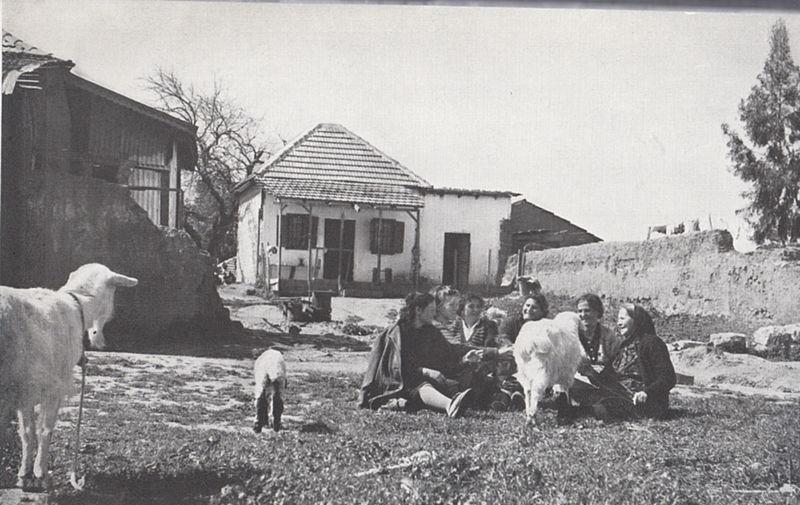 התיישבות בכפר עקיר