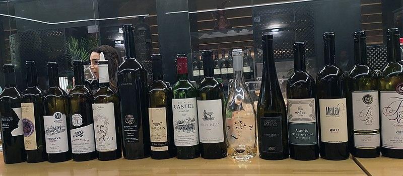 יינות מישראל