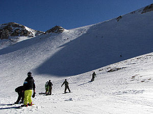 Roccaraso - Black Pist Ski in Roccaraso (M. Aremogna)