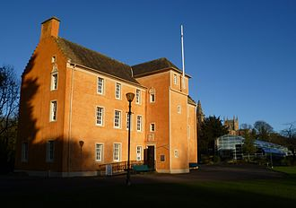 John Forbes (British Army officer) - Forbes' birthplace in Dunfermline, Scotland