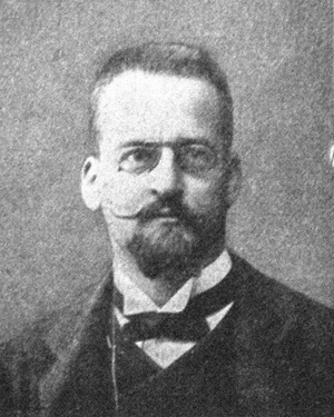 Valentino Pittoni - Valentino Pittoni c. 1907