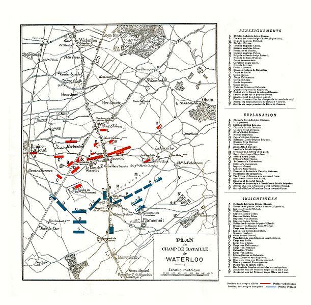 File:Plan du champ de bataille de Waterloo.jpg