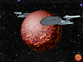 Planet Enkrannium VI serves as base station for Starships in Andromeda Galaxy Quadrant III.png