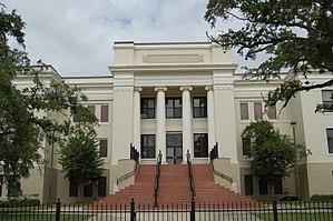 Iberville Parish, Louisiana - Image: Plaque HS12
