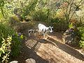 Plastic cows representing the fauna of Pia do Urso.jpg