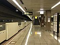Platform of Maidashi-Kyudaibyoinmae Station 4.jpg