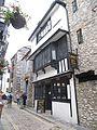 Plymouth, New Street, Tudor House.jpg
