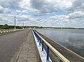Podlaskie - Michałowo - Jezioro Siemianowskie - NW - droga - v-NNE.JPG
