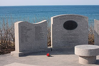 Fishermen's Memorial State Park - Point Judith Fisherman's Memorial