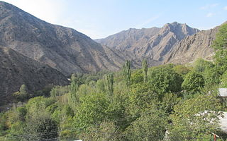 Mardanaqom Village in East Azerbaijan, Iran