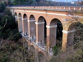 Isernia - Cardarelli Stone Bridge.