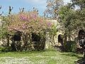 Pontoise (95), musée Tavet-Delacour, casemattes dans le jardin 2.jpg