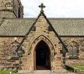 Porch of St Oswald's, Bidston.jpg